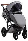 Универсальная детская коляска 2 в 1 Bair Leo GN-45, фото 5