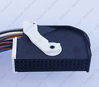 Разъем автомобильный 54-pin/контактный. Мама. 49×16 mm. Б.У