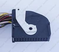 Разъем автомобильный 26-pin/контактный. Мама. 37×13 mm. Б.У