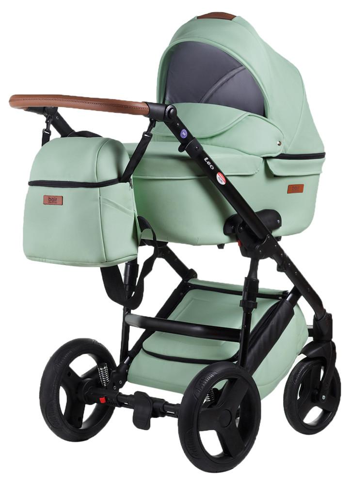 Универсальная детская коляска 2 в 1 Bair Leo GN-33