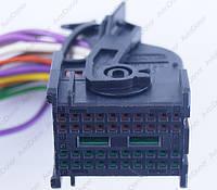 Разъем автомобильный 40-pin/контактный. Мама. 28×23 mm. Б.У