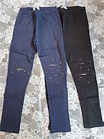 Штани для дівчаток S&D 134-164 p.p., фото 1