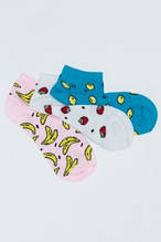 Детские носки для девочки Young Reporter Польша 201-0955G-04-610-1 Мультиколор