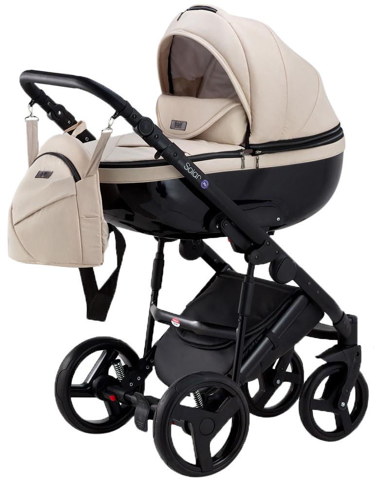 Универсальная детская коляска 2 в 1 Bair Solar BS-104