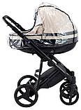 Универсальная детская коляска 2 в 1 Bair Solar BS-104, фото 7