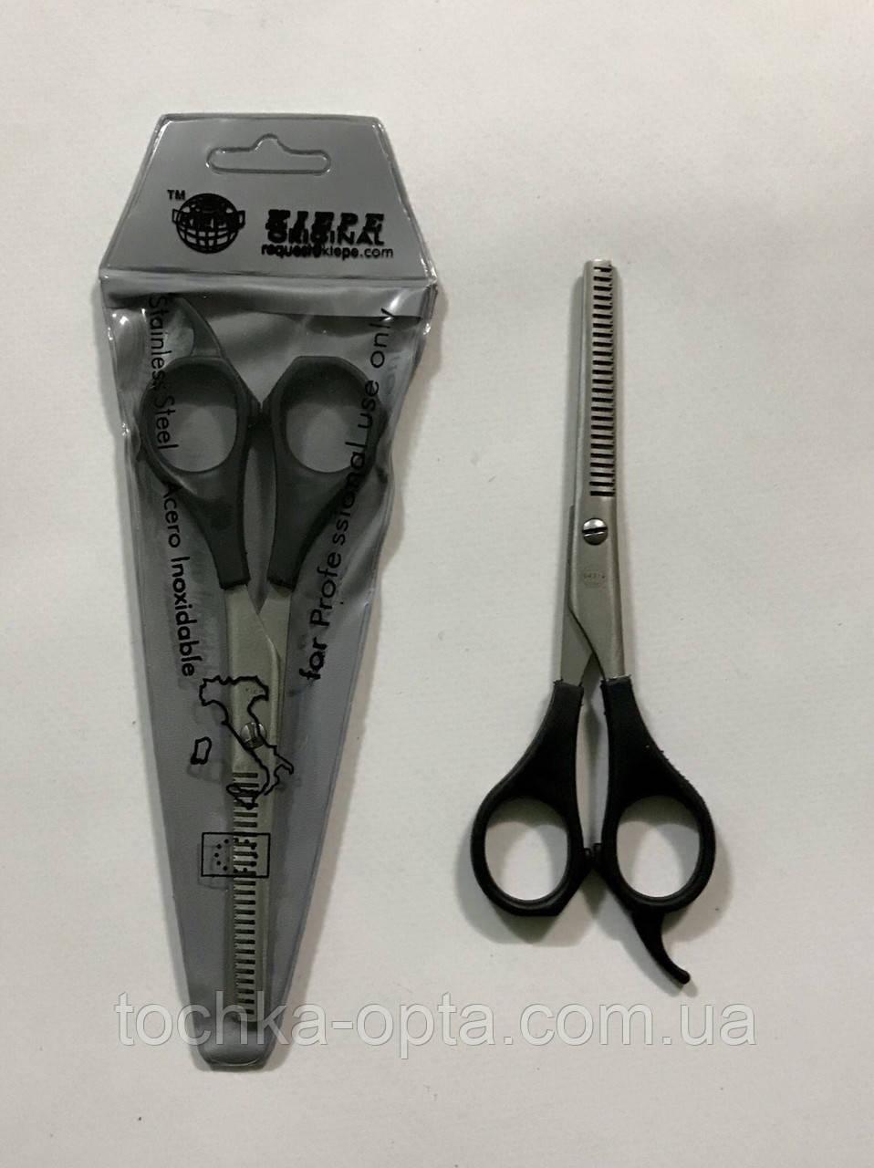 Ножиці для филировки волосся