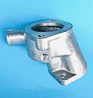 Патрубок выпускной водяной рубашки нижний ЗИЛ-130 ЗИЛ- 431410 или корпус термостата основной /130-1303051
