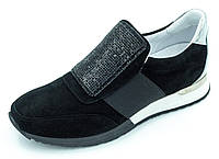Женские кроссовки Stepter 6782 чорн.вел
