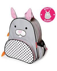 Детский рюкзак Skip Hop Zoo Pack (Zoo Little Kid Backpack) - Bunny (Кролик), 3+