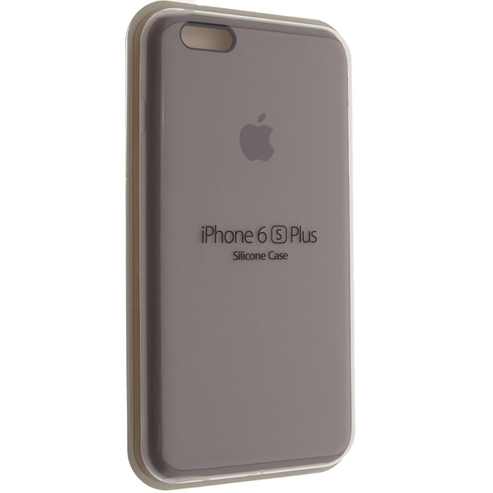 """Чехол Silicon iPhone 6 Plus - """"Лаванда №7"""""""