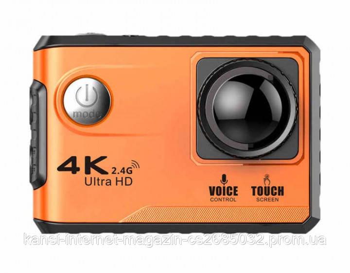 Відеокамера Action Camera F-100B Tach, екшн-камера