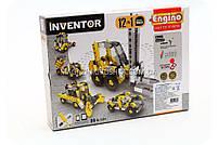 Конструктор Engino - 12в1 Строительная техника (1234), фото 2