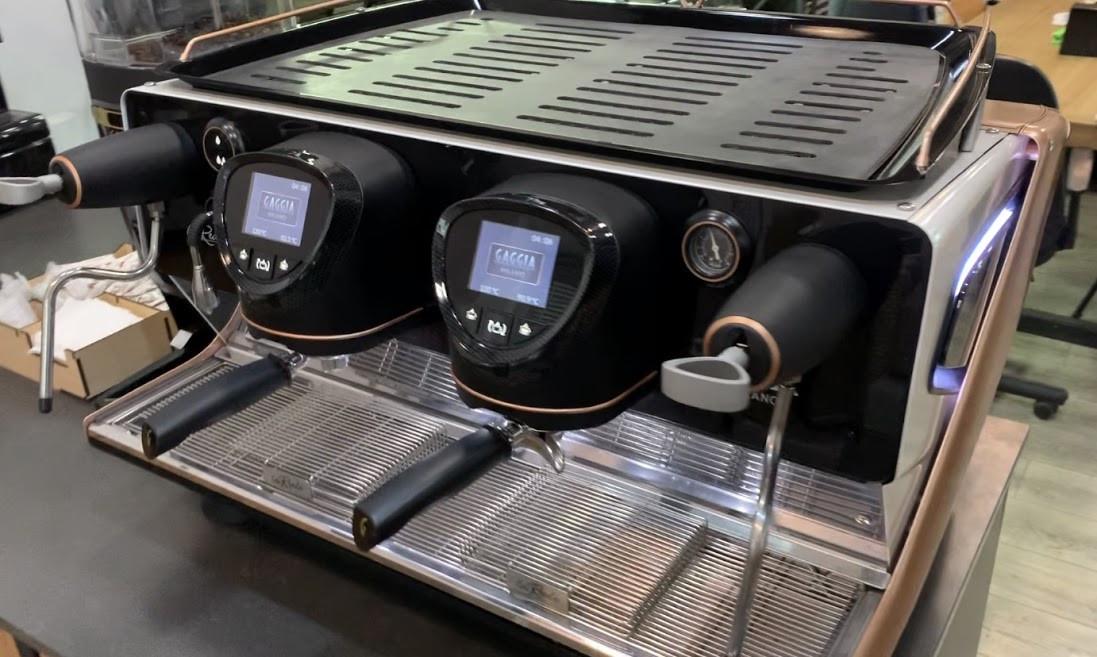 Кофемашина Gaggia La Reale