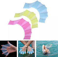 Ласты на руки, плавательный плавник