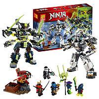 Конструктор Ninja «Битва механических титанов» (Lele), фото 2