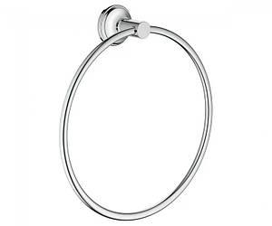 Держатель кольцо для полотенца Grohe EX Essentials Authentic 40655001