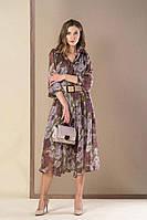 Стильное  платье ,Белорусская одежда