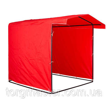 Палатка торговая, рекламная, агитационная 3х3м  Ткань Оксфорд 230гр/м2 + Каркас 20мм