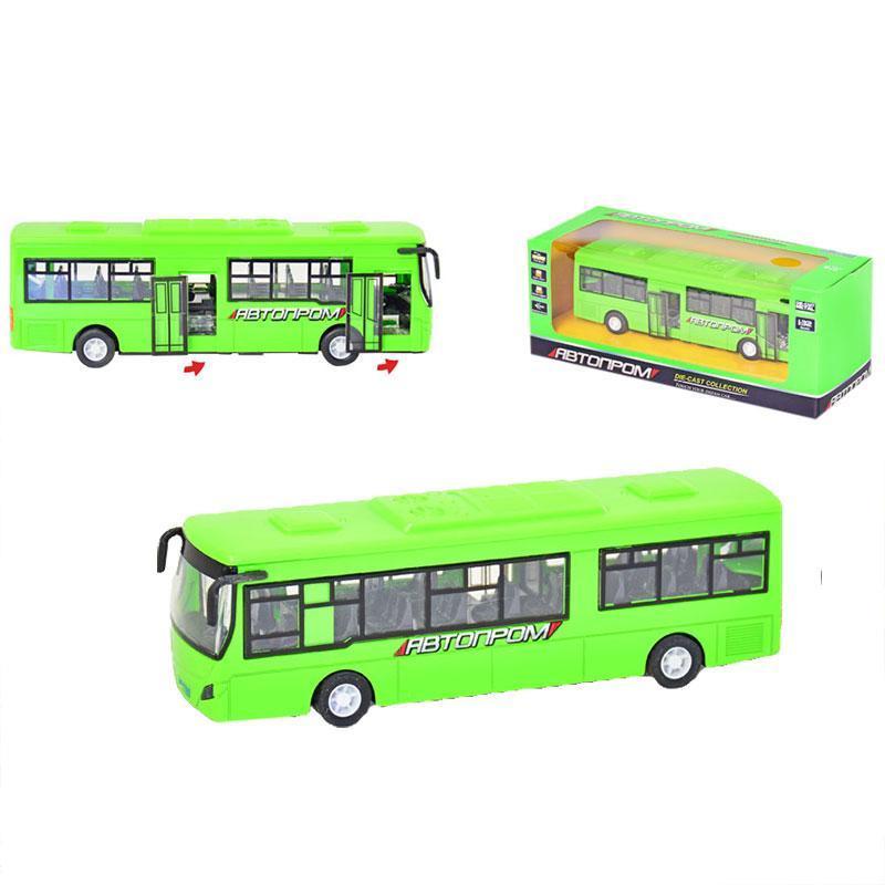 Автобус металлический Автопром 7780
