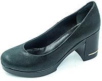 Женские туфли Guero G037.4063 Siyah Saten
