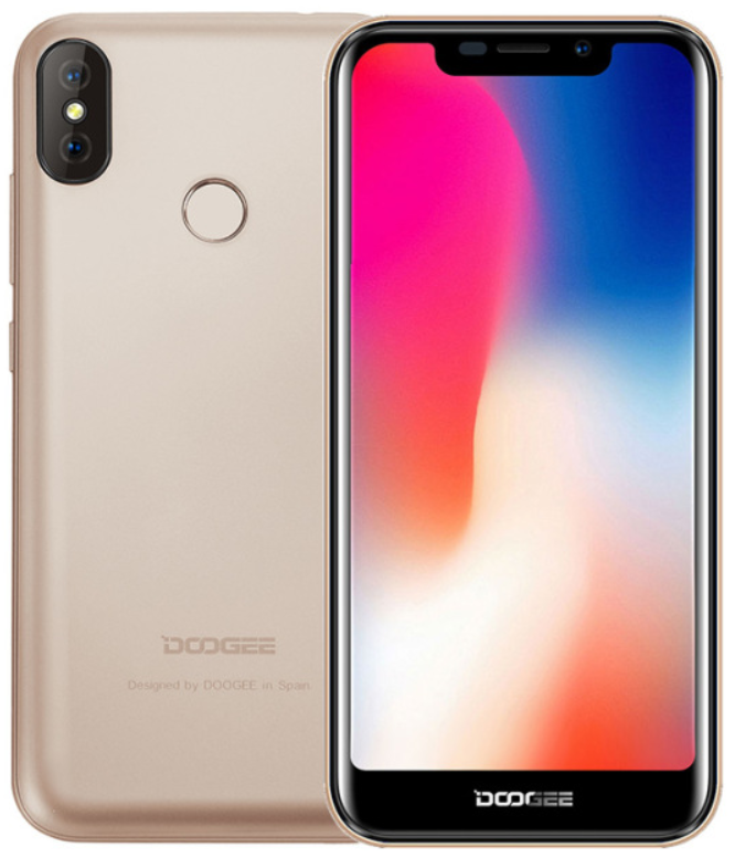 Doogee X70 2/16 Gb Gold