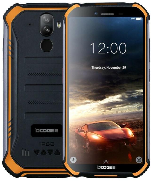 Doogee S40 Lite 2/16Gb orange