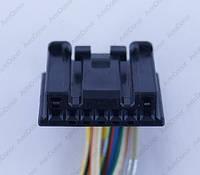 Разъем автомобильный 7-pin/контактный. 19×6 mm. Б.У
