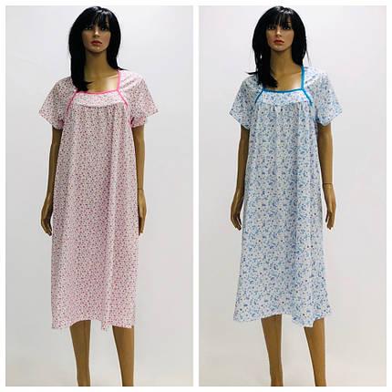Жіноча нічна сорочка, фото 2