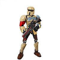 Конструктор Звёздные войны Star Wars Space Wars арт. 620 Штурмовик со Скарифа 89 деталей, фото 2