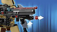 Конструктор Звёздные войны Star Wars Space Wars арт. 620 Штурмовик со Скарифа 89 деталей, фото 6