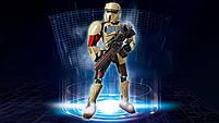 Конструктор Звёздные войны Star Wars Space Wars арт. 620 Штурмовик со Скарифа 89 деталей, фото 7