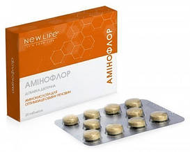 Аминофлор - аминокислоты: глицин, глутаминовая кислота, таурин, лизин, аргинин, метионин