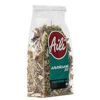 """Чай """"Альпийский луг"""" травяной ТМ Aili 50 грамм в пачке (натуральная травяная смесь)"""
