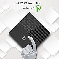 ТВ приставка A95X F2 4Gb 32Gb Amlogic S905X2 Android 9