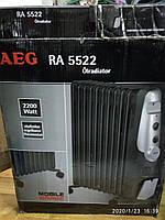 Обогреватель масляный на 11 ребер AEG RA 5522 Германия