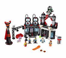 Lego Movie 70809 Логово Лорда Бизнеса
