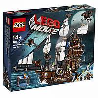 Lego Movie 70810 Корабль Стальной Бороды