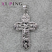 Кулон Крест Xuping Jewelry (позолота) - 1114440642