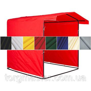 Тент для торговой палатки 1.5 x 1.5 м ПРЕМИУМ Оксфорд 230