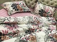 Двухспальное постельное белье от украинского производителя, 100% хлопок