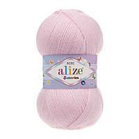 Alize Sekerim Bebe - 184 светло-розовый