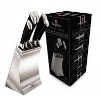 Набор кухонных ножей из нержавеющей стали BLACK ROYAL Collection Berlinger Haus BH 2426