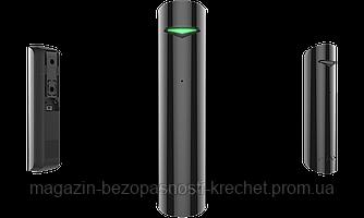 Беспроводной датчик разбития стекла Ajax GlassProtect Черный