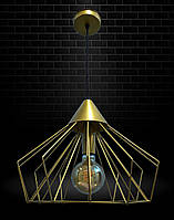 Светильник подвесной в стиле лофт NL 0540 G
