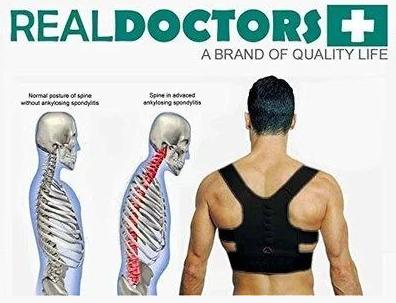 Корсет для коррекции осанки Real Doctors (Риал Доктор)