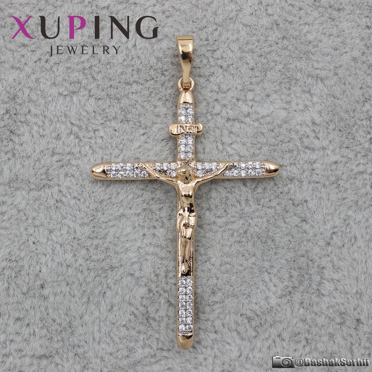 Крест Xuping 43 х 30 мм