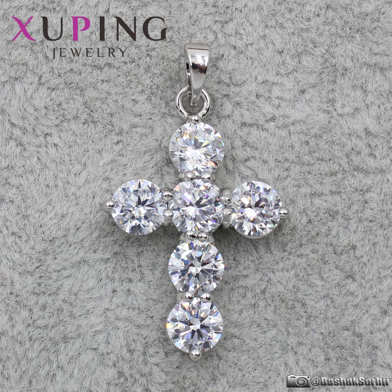 Крест Xuping 30 х 20 мм
