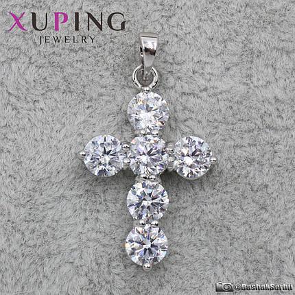 Крест Xuping 30 х 20 мм, фото 2