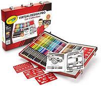 Набор для творчества Крайола виртуальный Дизайнер 62 предмета