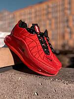 Зимние Кроссовки Мужские Nike MX 720 818 University Red Красные